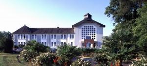 Centre de cure thermale de la Roche Posay.
